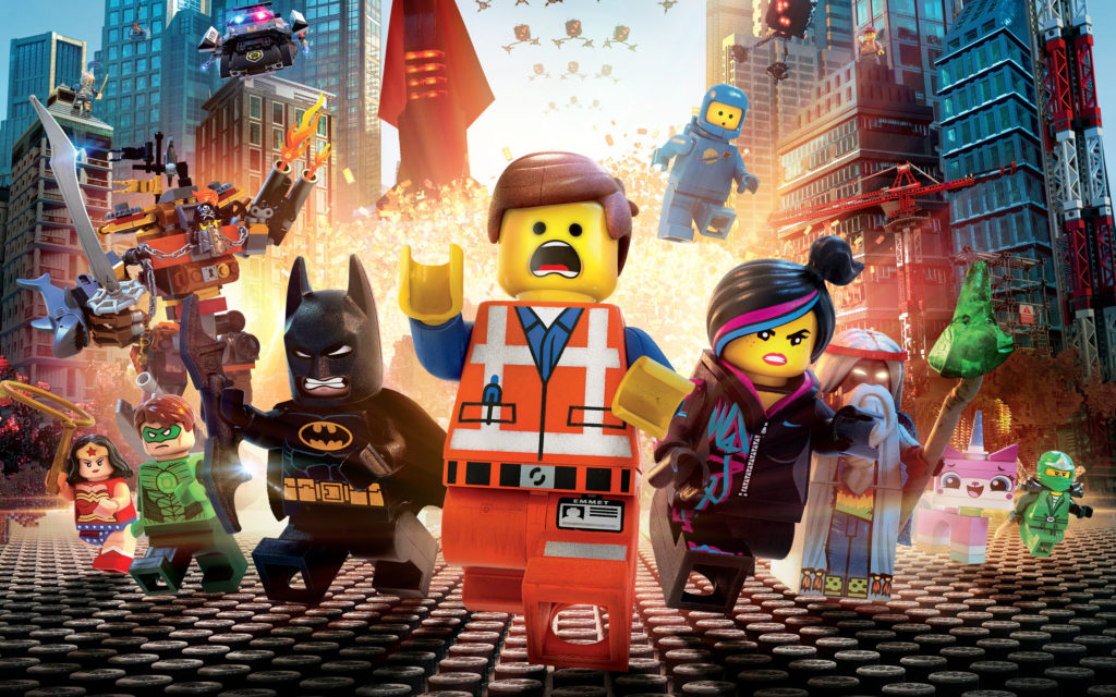 Customer Relationship Lessons and The Lego Movie